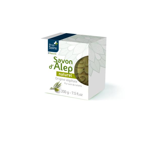 savon d'alep 100% huiles d'olive prim'soins-nature