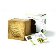 savon d'alep tradition 4% d'huile de baies de lauriers prim'soins-nature